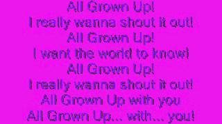 Rugrats All Grown Up- Theme Song Lyrics