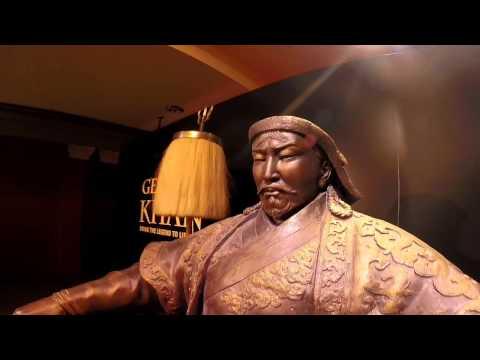 Genghis Khan Close-up