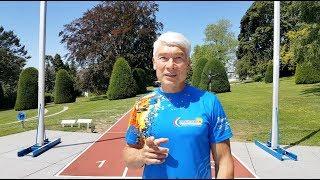 видео Специальные беговые упражнения