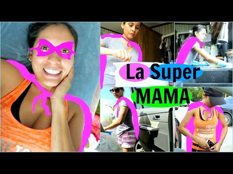 Yo soy Isabel ! La Super Mamá 🙅🏻 💪🏽!!! - Octubre 6, 2016 ♡IsabelVlogs♡