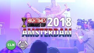 High Times Cannabis Cup Amsterdam 2018