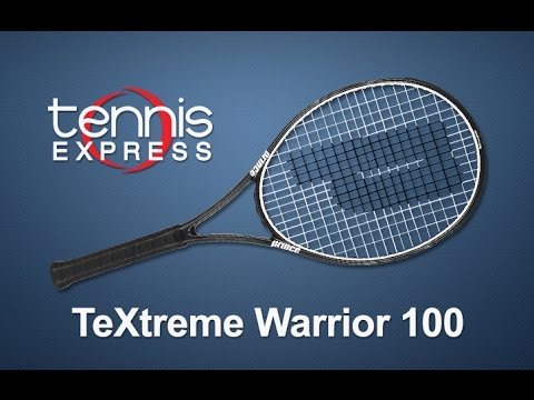 Prince TeXtreme Warrior 100 Racquet Review | Tennis Express