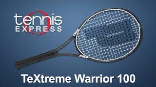 Prince TeXtreme Warrior 100 Racquet Review | Tennis Express