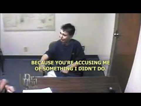 Must-See Video: Did He or Didn't He? Inside a Murder Confession