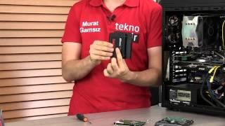 SSD diskinizi masaüstü sisteminize nasıl takarsınız?