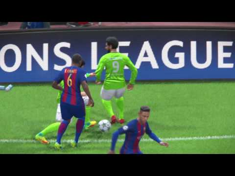 Group D, Matchday 3 : FC Barcelona (2) Vs VFL Wolfsburg (2)