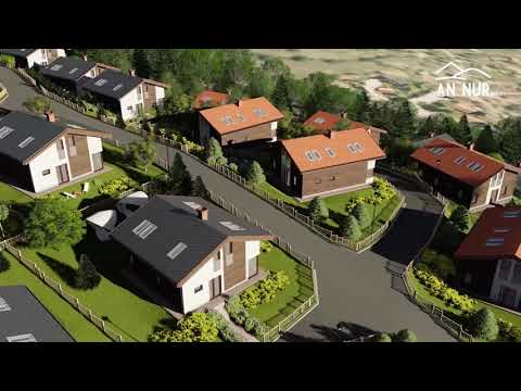 An Nur resort - 3D modeling and animation by BNpro Sarajevo