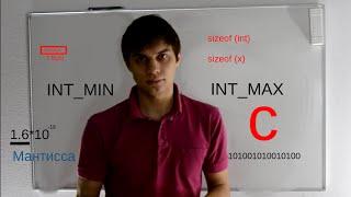 Программирование. Язык Си. Двоичная система счисления. Биты и байты. Оператор sizeof. Урок 2.1