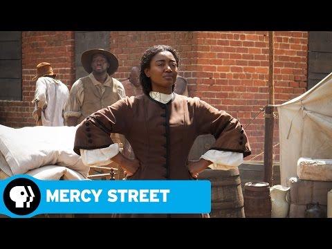 MERCY STREET | Season 2: Meet the New Characters | PBS