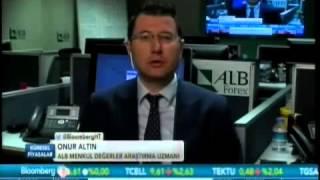 ALB Forex Araştırma Uzmanı Onur Altın Dolar/TL Yorumları - Bloomberg HT