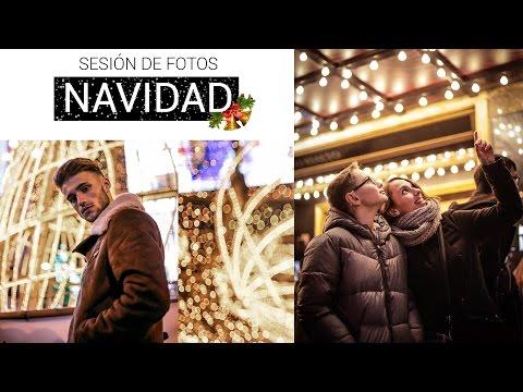 Sesión de fotos de NAVIDAD!