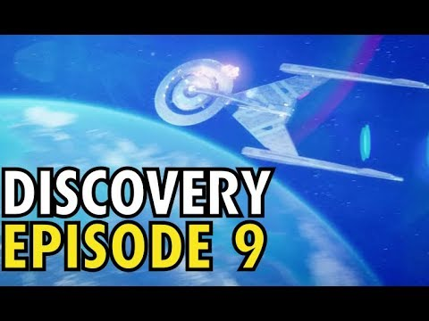 Star Trek Discovery Episode 9 Review