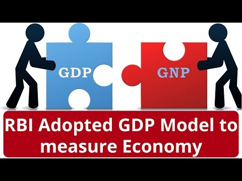 RBI switches back to GDP model from GVA model to measure economy