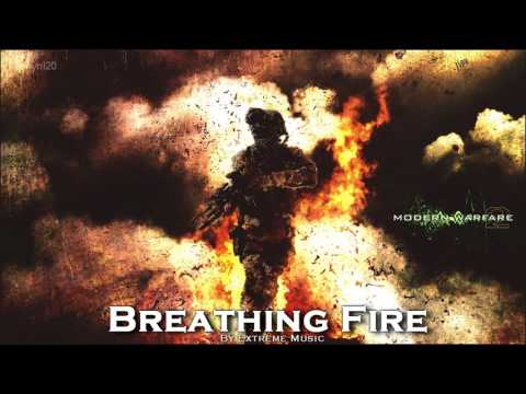 EPIC ROCK  ''Breathing Fire'' by Extreme Music