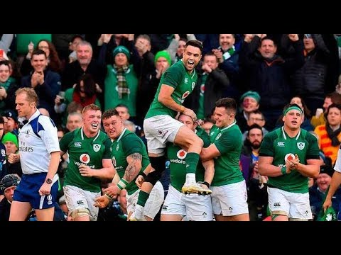 MONDAY NIGHT RUGBY | LIVE | Ireland are Six Nations champions!