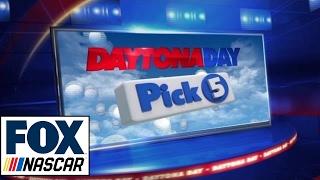 Repeat youtube video Daytona Pick Contest | Daytona 500 on FOX
