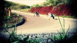 Longboard Speed downhill session [JF/BH]