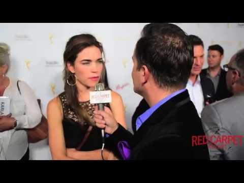 Amelia Heinle YR at the Television Academy Daytime Programming Peer Group Celebration Emmys