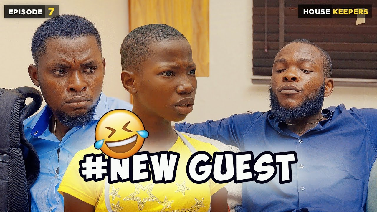 Download NEW GUEST - EPISODE 7 | HOUSE KEEPERS SERIES ( MARK ANGEL COMEDY )