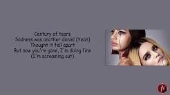 Charli XCX ft. Sky Ferreira- Cross You Out - LYRICS