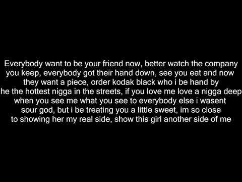 Kodak Black-201519971800 (lyrics)