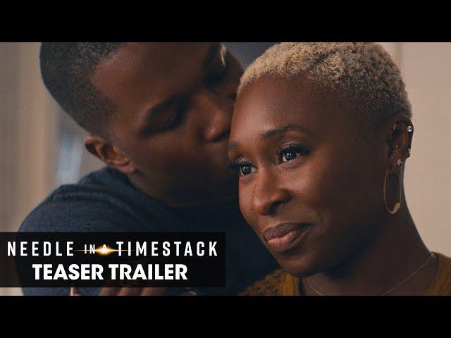 Needle in a Timestack (2021 Movie) Teaser Trailer - Leslie Odom Jr., Cynthia Erivo, Orlando Bloom