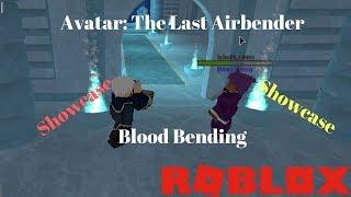 Blood Bending | Avatar: The Last Airbender | Showcase | Roblox!