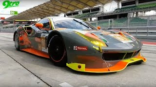 2016/2017 Asian Le Mans Series Sepang - Private Practise | 9tro