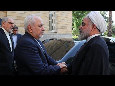 euronews (en español): El ministro de Exteriores de Irán aterriza por sorpresa en Biarritz durante el G7