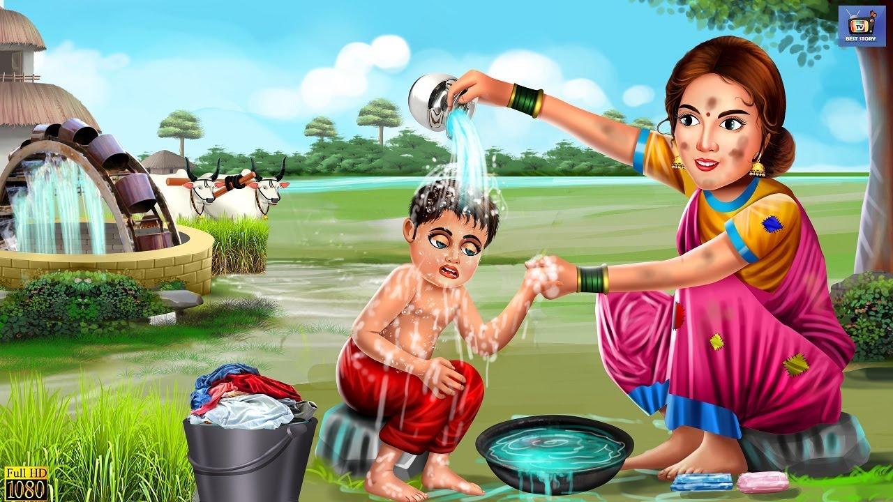 Download गरीब गर्भवती माँ का प्यार   Hindi Kahani   Hindi Moral Stories   Hindi Kahaniya   Hindi Fairy tales