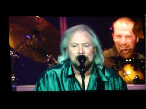 Barry Gibb Florida Concert 2012