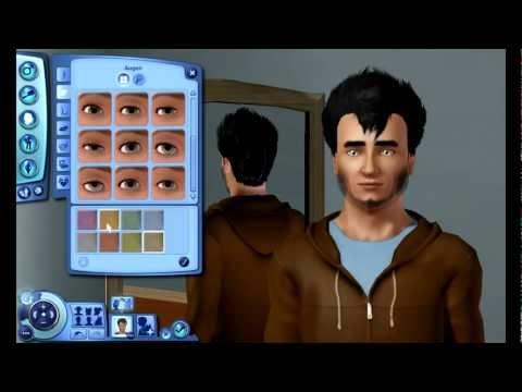 The Sims 3 Supernatural - Create a Werewolf
