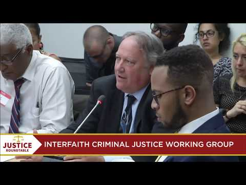 June 13, 2017 Justice Roundtable Interfaith Working Group Report