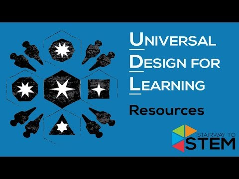 Universal Design for Learning Resources for College Educators