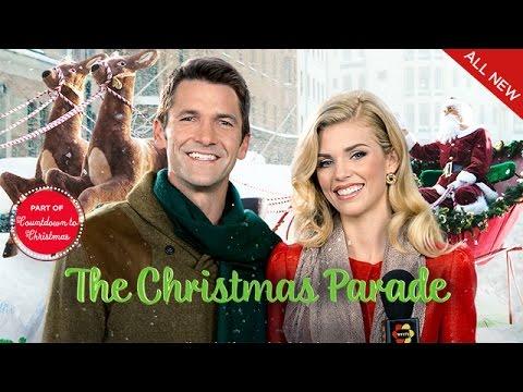 The Christmas Parade - Stars AnnaLynne McCord, Jefferson Brown and Drew Scott
