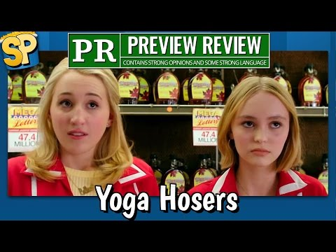 Yoga Hosers - Preview Review