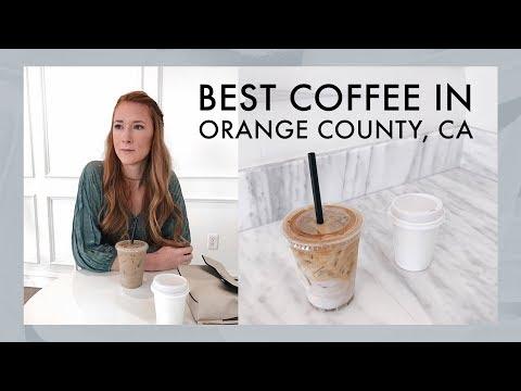 My Favorite Coffee Shops In Orange County, CA