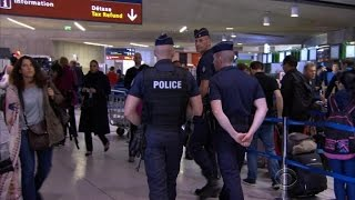 EgyptAir crash prompts France to strengthen airport security