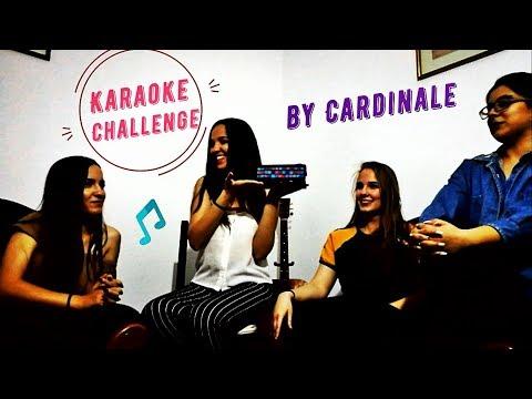 Karaoke Challenge by Cardinale - Episodul 1