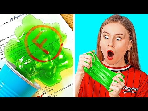 FUNNY AND HARMLESS PRANKS ON YOUR TEACHERS! Back to School Hacks by 123 GO! SCHOOL