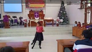 Download lagu Tarian Natal Anak SD FELIZ NAVIDAD