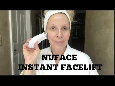 nūface-|-an-instant-facelift-|-microcurrent-demonstration-#nŪface