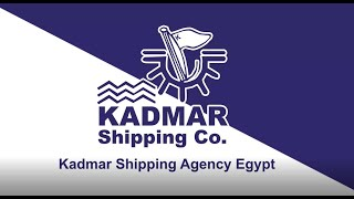 Kadmar  Shipping Agency handling first vessel of El-Ferdan Bridge project in Port Said East