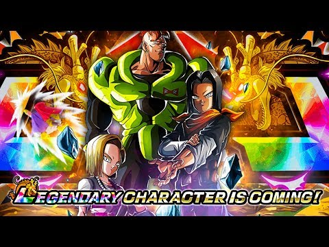 I CAN NOT BELIEVE HOW MANY LRS WERE PULLED FROM THIS LR ANDROIDS BANNER! (DBZ: Dokkan Battle)