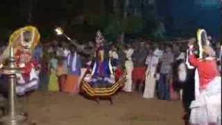 Mudiyett - Hypnotic Ritual & Theatrical Dance of Kerala IV