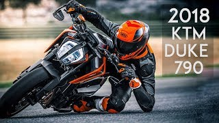 2018 KTM Duke 790 | All you need to know | EICMA 2017 | RWR