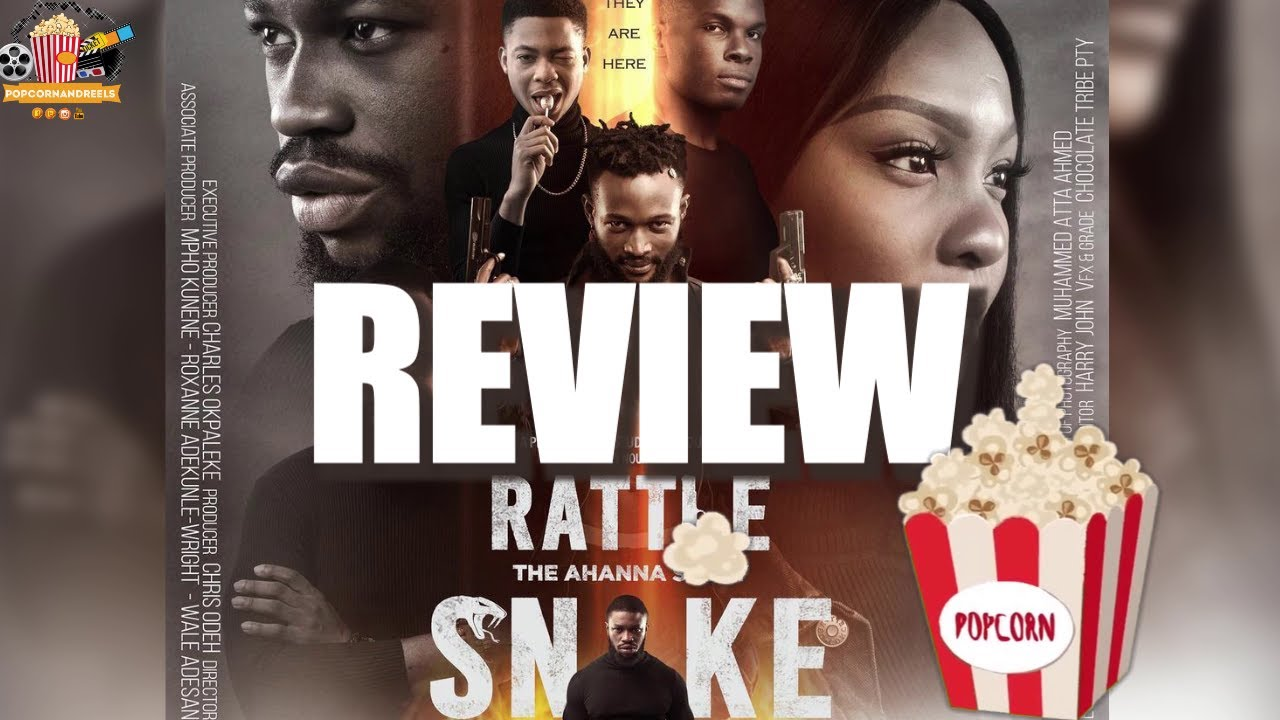 Download Rattlesnake: The Ahanna Story - Video Review (Starring Stan Nze, Bucci Franklin & Osas Ighodaro)