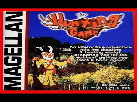 The Hunting Game 1997 PC