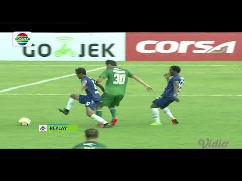 PSIS Semarang (4) vs PSMS Medan (1) - Full Highlight     Go-Jek Liga 1 bersama Bukalapak