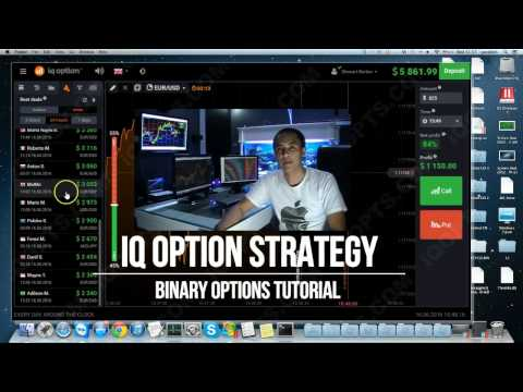 IQ OPTIONS STRATEGY 2017: BEST BINARY OPTIONS STRATEGY (IQ OPTION TRADING TUTORIAL)